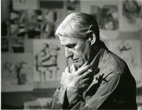 willem_de_kooning_in_his_studio