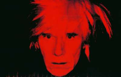 Andy Warhol, Self-Portrait, © 2020 The Andy Warhol Foundation for the Visual Arts, Inc. / Licensed by Artists Rights Society (ARS), New York